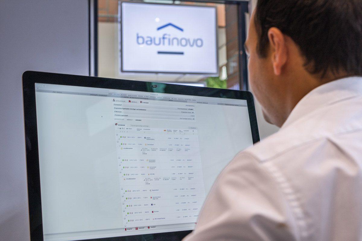 baufinovo Vergleich Finanzierungskonditionen